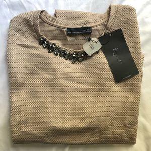 Zara 3/4 Sleeve Shirt